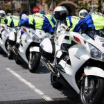 Police motorcycles around the world 3