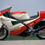 Marco Lucchinelli's 1988 Ducati 851 superbike racer test: start of it all 15