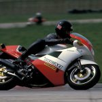 Marco Lucchinelli's 1988 Ducati 851 superbike racer test: start of it all 13