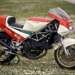 Marco Lucchinelli's 1988 Ducati 851 superbike racer test: start of it all 14