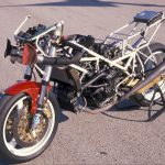 Marco Lucchinelli's 1988 Ducati 851 superbike racer test: start of it all 6