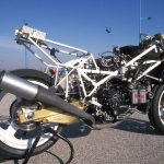 Marco Lucchinelli's 1988 Ducati 851 superbike racer test: start of it all 8