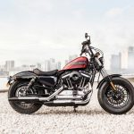Two new 1200cc Sportsters from Harley-Davison 3