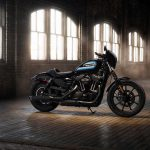 Two new 1200cc Sportsters from Harley-Davison 5