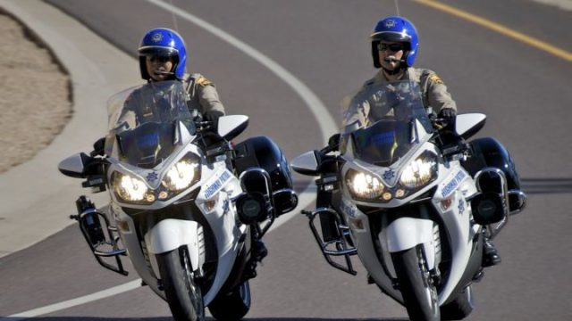 Police motorcycles around the world 1
