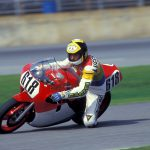 Marco Lucchinelli's 1988 Ducati 851 superbike racer test: start of it all 3