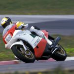 Marco Lucchinelli's 1988 Ducati 851 superbike racer test: start of it all 12