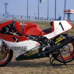 Marco Lucchinelli's 1988 Ducati 851 superbike racer test: start of it all 17