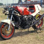Marco Lucchinelli's 1988 Ducati 851 superbike racer test: start of it all 9