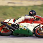 Marco Lucchinelli's 1988 Ducati 851 superbike racer test: start of it all 5