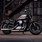 Two new 1200cc Sportsters from Harley-Davison 6