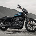 Two new 1200cc Sportsters from Harley-Davison 8