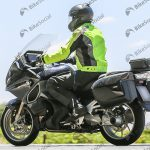 Here's the first spy shot of the new BMW RT 1250VVT 2