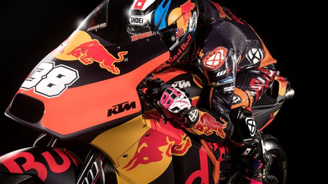 MotoGP: KTM unveiled their 2018 machines 1