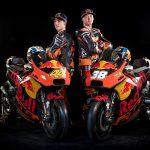 MotoGP: KTM unveiled their 2018 machines 5