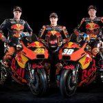 MotoGP: KTM unveiled their 2018 machines 6