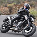 KTM 790 Duke road test: sharp as a scalpel, indisputedly intuitive 17