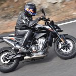 KTM 790 Duke road test: sharp as a scalpel, indisputedly intuitive 13