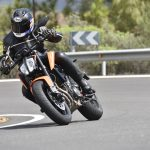 KTM 790 Duke road test: sharp as a scalpel, indisputedly intuitive 14