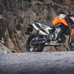 KTM 790 Duke road test: sharp as a scalpel, indisputedly intuitive 9