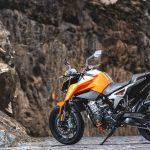 KTM 790 Duke road test: sharp as a scalpel, indisputedly intuitive 10