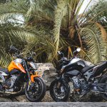 KTM 790 Duke road test: sharp as a scalpel, indisputedly intuitive 11
