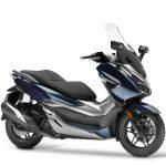 Here's the new Honda Forza 300 5