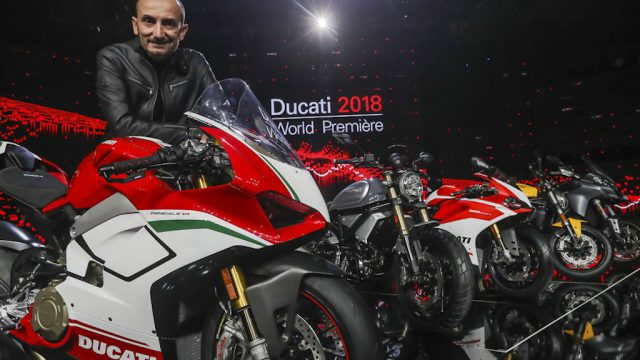 Ducati reports a profit of €51 million for 2017 2