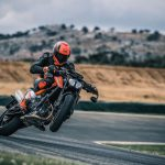 KTM 790 Duke road test: sharp as a scalpel, indisputedly intuitive 4