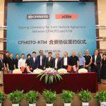 KTM + CFMOTO: West meets East 9
