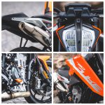 KTM 790 Duke road test: sharp as a scalpel, indisputedly intuitive 3