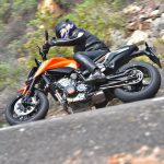 KTM 790 Duke road test: sharp as a scalpel, indisputedly intuitive 15