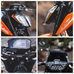 KTM 790 Duke road test: sharp as a scalpel, indisputedly intuitive 5