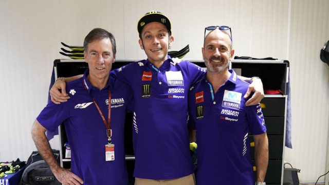 MotoGP: Rossi extends deal with Yamaha for two years 1