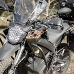 What about an electric adventure motorcycle? Zero Black Forest 3