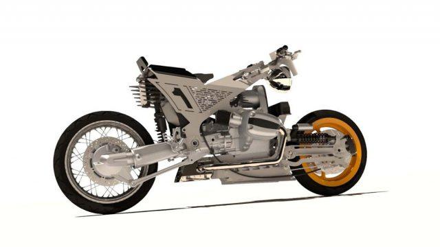 Jack Watkins M001 custom BMW 01