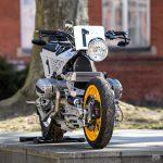 Meet the spearhead of custom motorcycles - Watkins M001 2