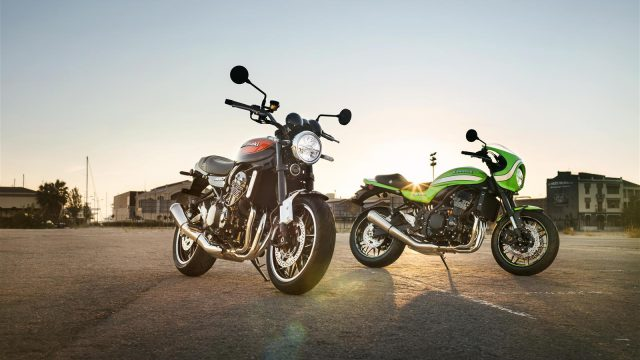 The 2018 Kawasaki Z900RS Café blends retro vibes and modern muscle 2
