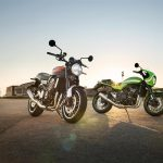The 2018 Kawasaki Z900RS Café blends retro vibes and modern muscle 17