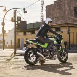 The 2018 Kawasaki Z900RS Café blends retro vibes and modern muscle 19