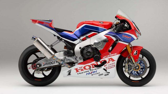 The CBR1000RRW - Honda's endurance secret weapon 1