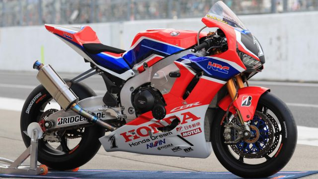 Honda CBR1000RRW launch 07