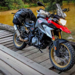 BMW G310GS gets an Adventure Kit. Breaking Bad 4