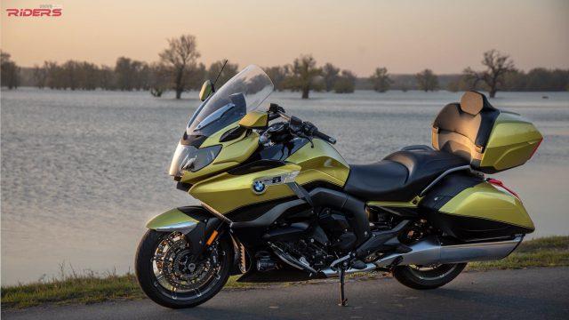 2018 BMW K1600 Grand America Review 1