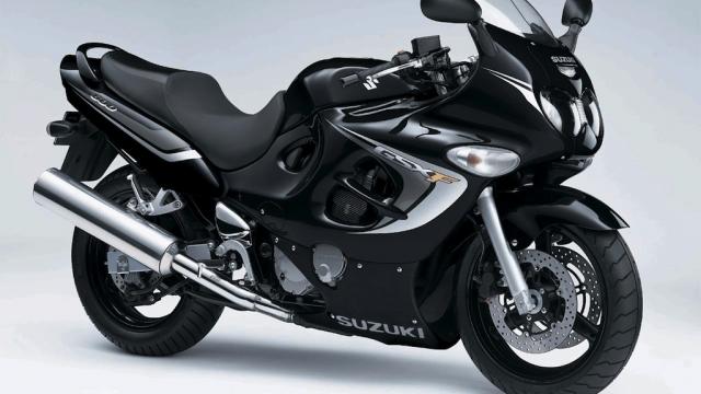 The Suzuki Katana might be back 9