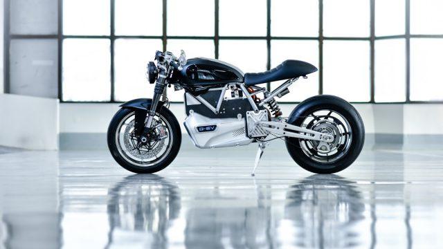 The best bikes in Scrambler Ducati's Custom Rumble 6