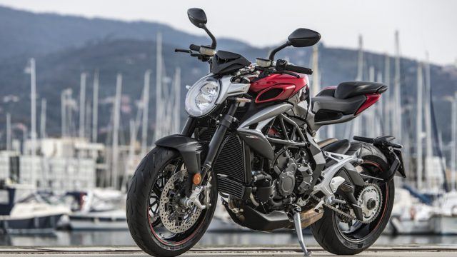 MV Agusta Brutale 800RR 2018 road test: back for good? 1