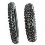 Motoz reveal big adventure bike Tractionator Desert tires 2