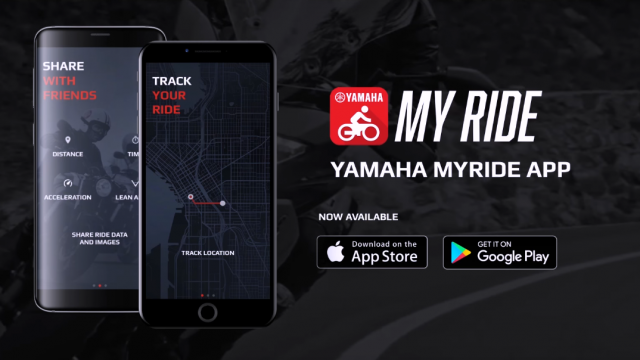 Yamaha launches MyRide, the app tracking and enriching your rides 1