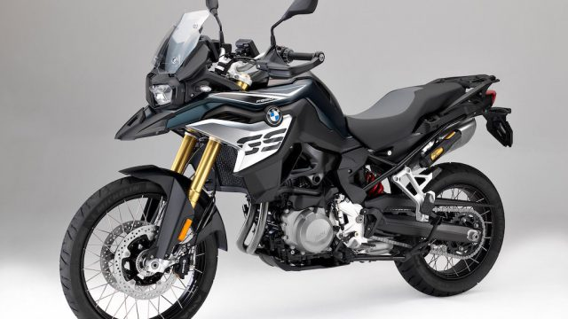 2019 BMW F850GS Adventure certified in the US 1